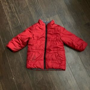 Faded Glory Reversible Jacket